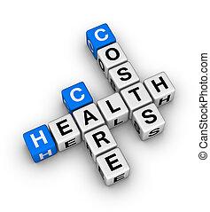 kiadások, egészségügyi ellátás