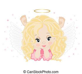 kicsi angel