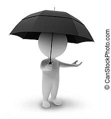 kicsi, people-umbrella, 3