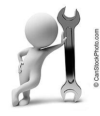 kicsi, people-wrench, 3