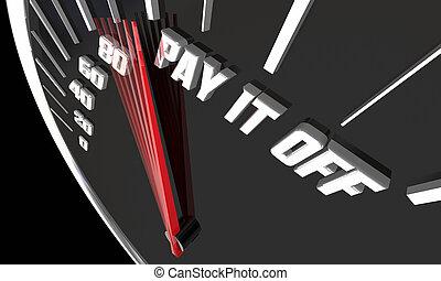 kiegyenlít, fizetés, egyensúly, kihagy, azt, 3, ábra, gyorsan, el, adósság, múlt kellő
