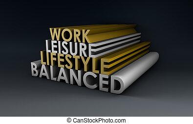 kiegyensúlyozott, életmód