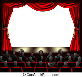 kihallgatás, mozi