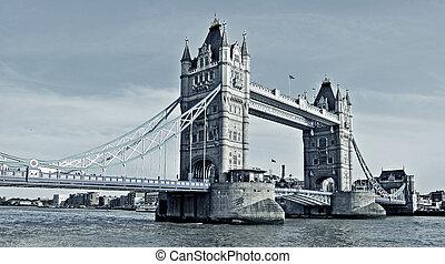 királyság, hídtorony, egyesült, london