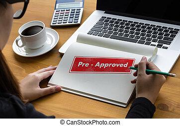 kiválasztás, vám, opció, customize, helyzet, pre-approved, megjelöl, válogatott