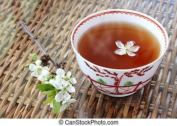 kivirul, tea