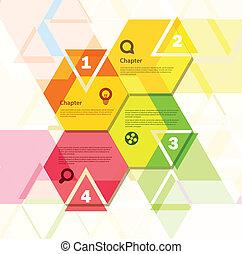 kivonat tervezés, geometriai