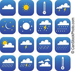 klíma, állhatatos, időjárás