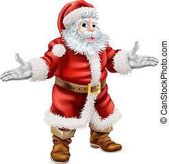 klaus, karácsony, szent