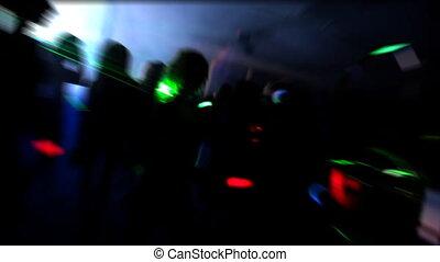 klub, éjszaka