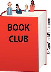 klub, könyv