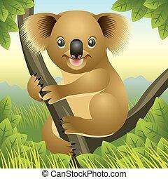 koala tart