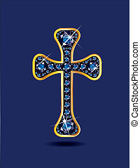 kolibrik, keresztény, kereszt