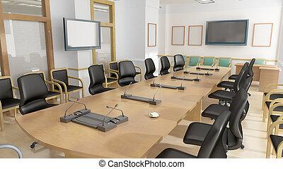 konferencia terem
