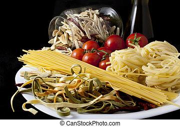 konyha, olasz