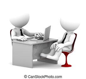 konzultáció, hivatal