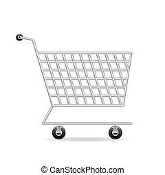 kordé, ikon, bevásárlás