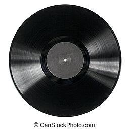 korong, vinyl