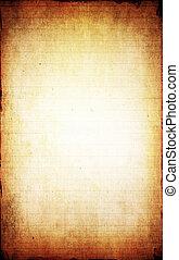 kottapapír, háttér, tiszta