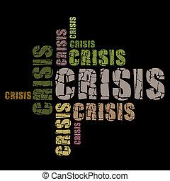 krízis, szavak
