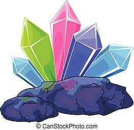 kristály, kvarc