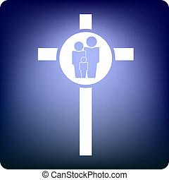 krisztus, család