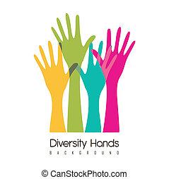 kulturális, változatosság, etnikai