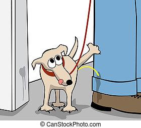 kutya, lázadó