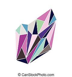 kvarc, ékkő, kristály