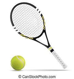 lárma, teniszlabda