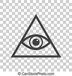 szem látás háttér