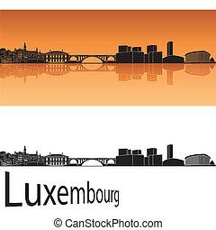 láthatár, luxemburg
