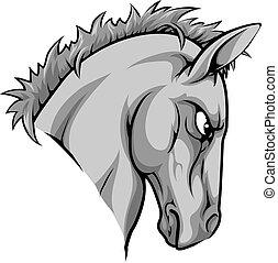 ló, betű, kabala
