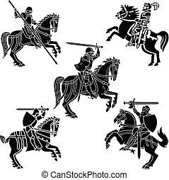 ló, címertan