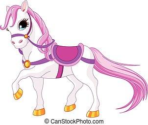 ló, hercegnő