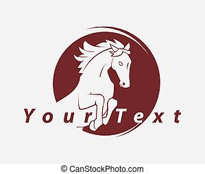 ló, jelkép