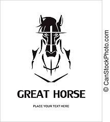 ló, nagy