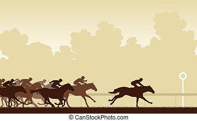 lóverseny