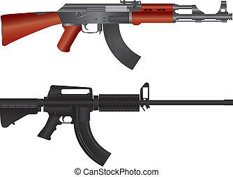 lövészgyalogság, ábra, támadás