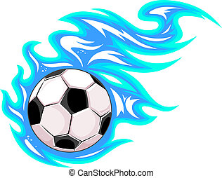 labda, futball foci, vagy, bajnokság