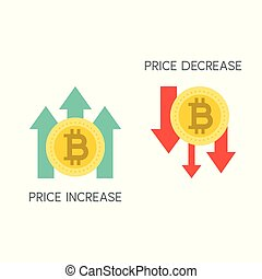 bitcoin árrajz)