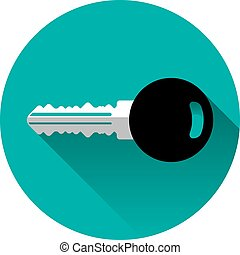 lakás, mód, háló, alkalmaz, tervezés, konzerv, kulcs, árnyék, ikon
