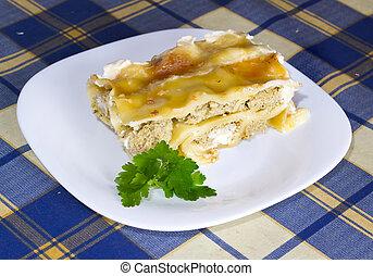 lasagna, hús