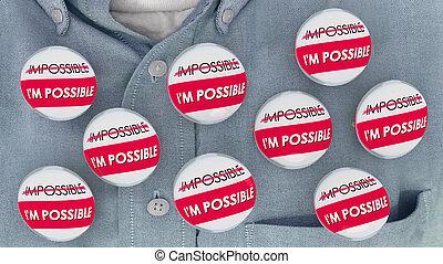 lehetséges, ábra, gombok, vs, im, faszegek, lehetetlen, 3