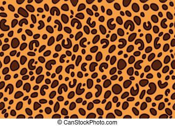 leopárd bőr