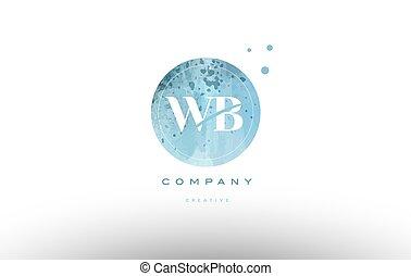 levél, vízfestmény, jel, wb, grunge, abc, nyugat, szüret, b betű