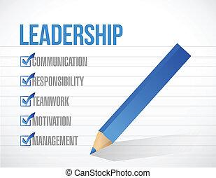 lista, ábra, megjelöl, vezetés, tervezés, ellenőriz