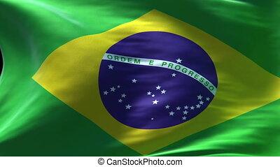 lobogó, brazília, bukfenc, hullámzás