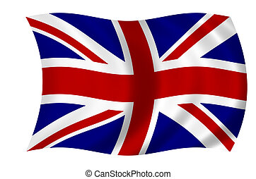 lobogó, brit