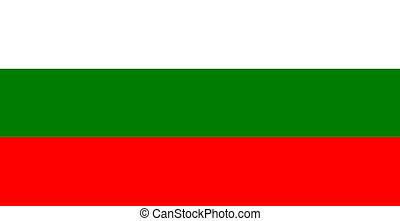lobogó, bulgária